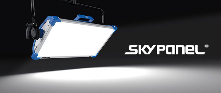 Arri Sky Panels Header