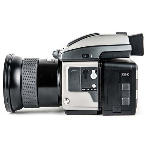 IQ280 H with Hasselblad H4X