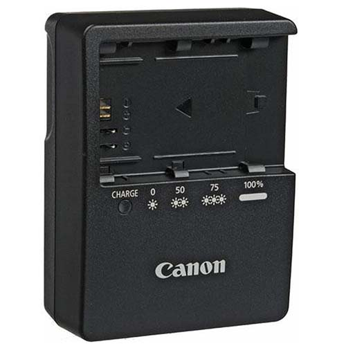 LC-E6 Charger for Canon 5D Series