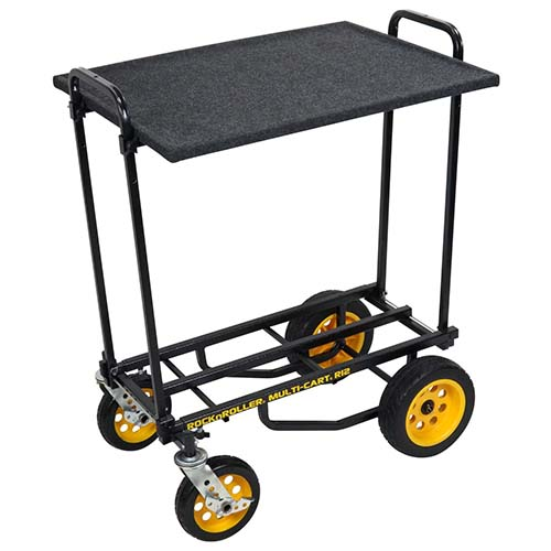 Multi-Cart with Top Shelf Rental