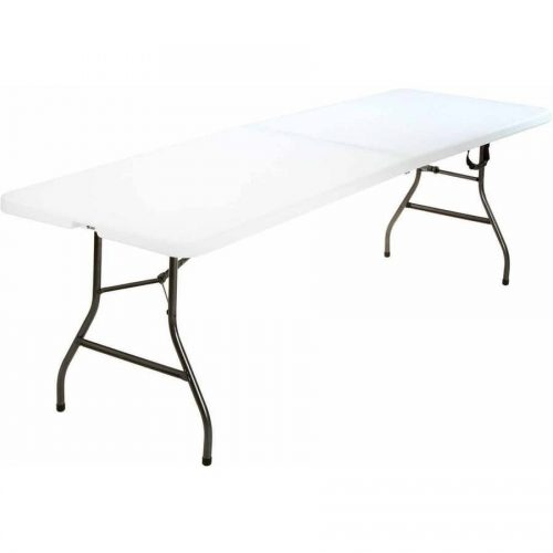 Folding table 6 or 8 ft.