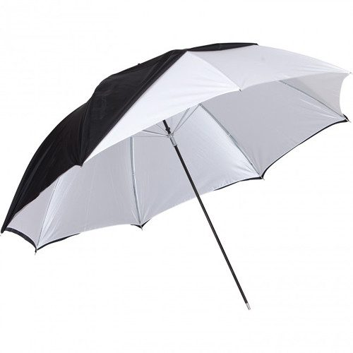 "45"" White Umbrella"