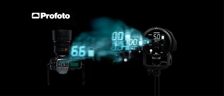 Profoto High Speed Sync Test Blog Banner