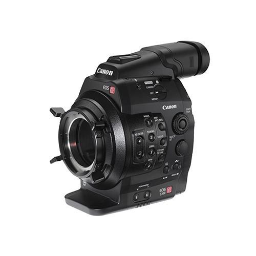 Canon C300 50Mb/s