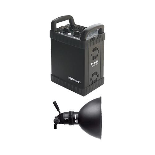 Profoto 8a with Twin Head